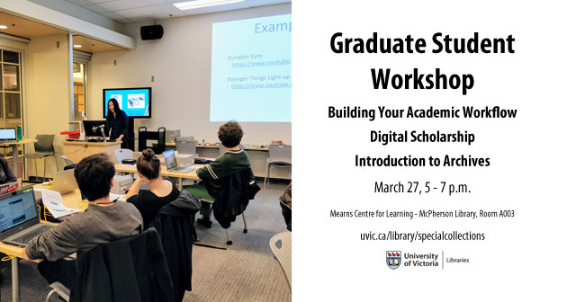 uvic thesis boot camp